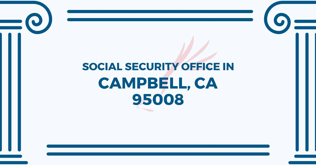 social-security-office-Campbell-California-95008
