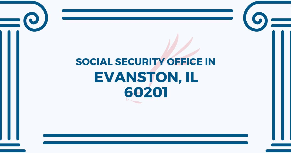 social-security-office-Evanston-Illinois-60201