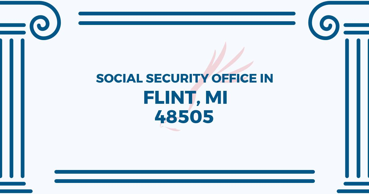 social-security-office-Flint-Michigan-48505