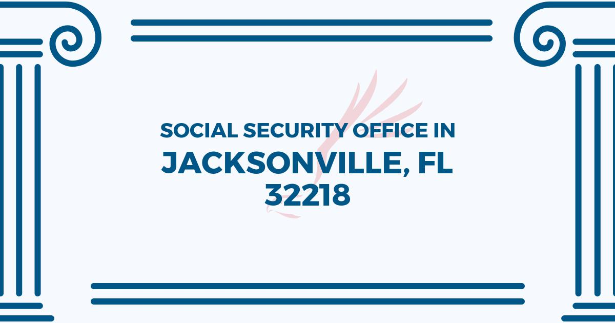 social-security-office-Jacksonville-Florida-32218