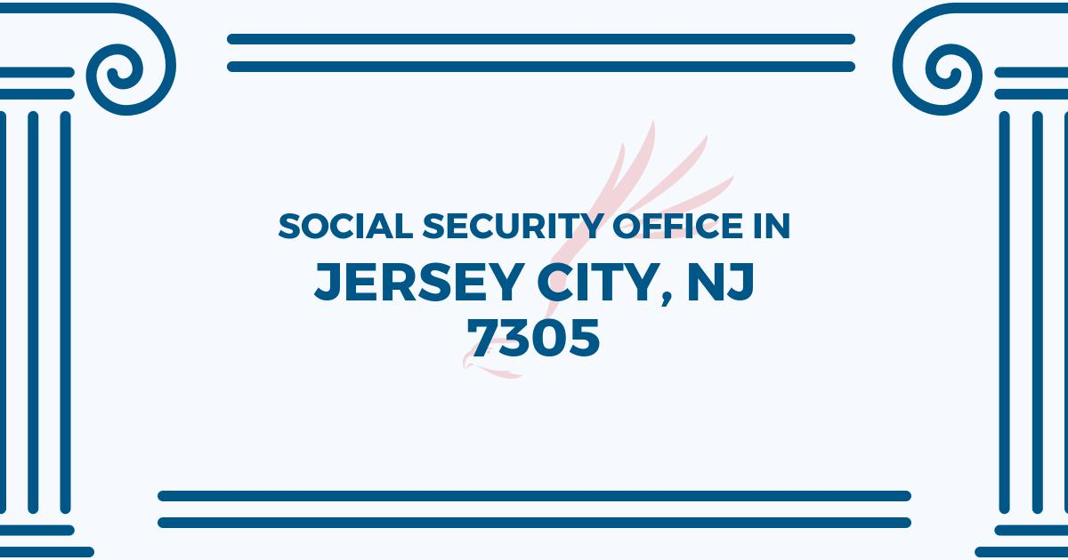 social-security-office-Jersey City-New Jersey-7305