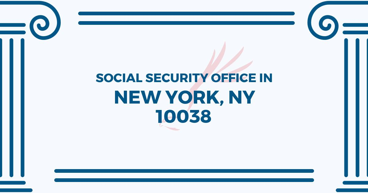 social-security-office-New York-New York-10038