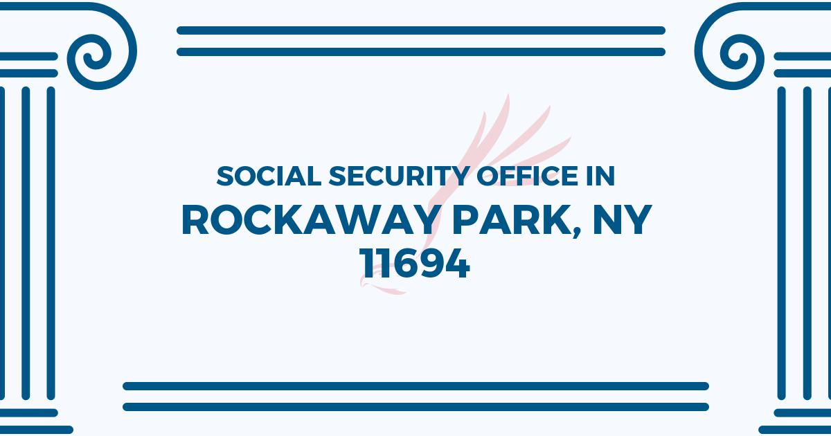 social-security-office-Rockaway Park-New York-11694
